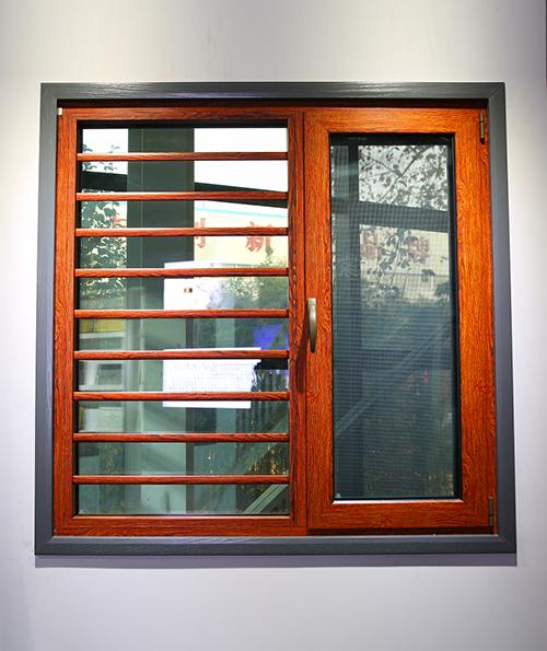 节能铝木门窗