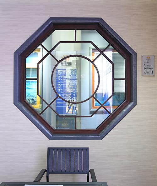 上海68系列实木八角窗