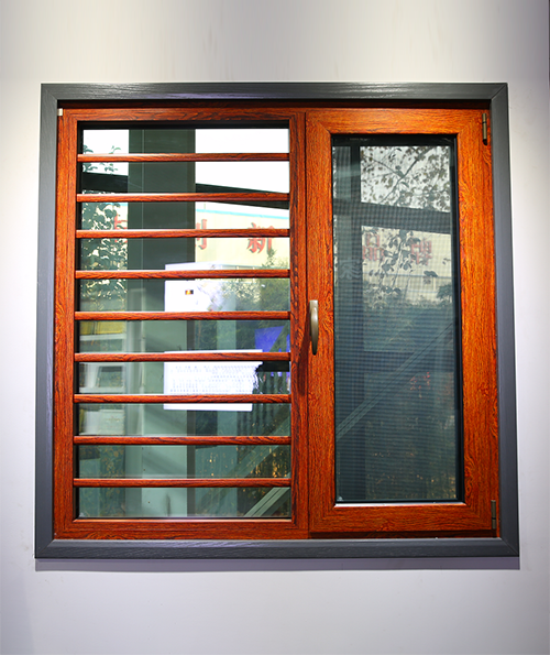 上海108系列金刚网一体窗