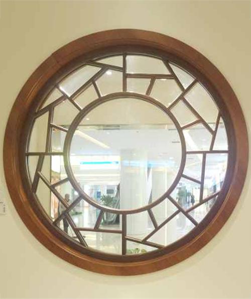 实木异型窗